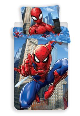 Spiderman dekbedovertrek 140x200cm