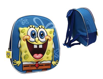 Spongebob rugzak met 3D voorkant