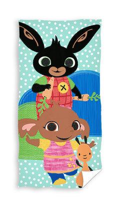 Bing het konijn handdoek 30x50cm