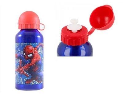Spiderman bidon sportfles aluminium
