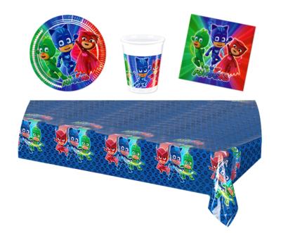 PJ Masks feestpakket - voordeelpakket 8 personen