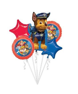 Paw Patrol folie ballonnen set Chase
