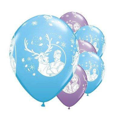 Disney Frozen 2 ballonnen 30cm