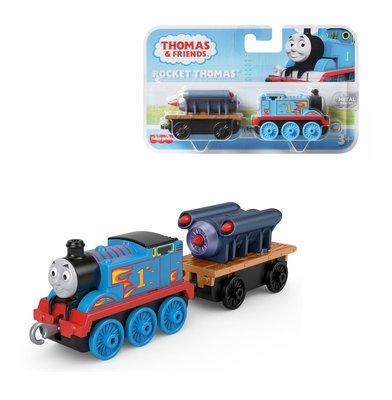 Thomas de Trein TrackMaster Push Along trein Rocket Thomas