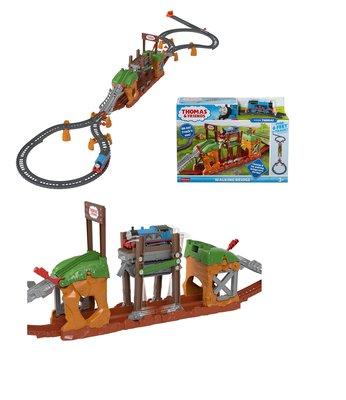 Thomas de Trein TrackMaster gemotoriseerde Walking Bridge speelset