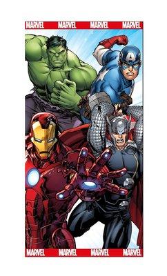 The Avengers badlaken - strandlaken 100% katoen