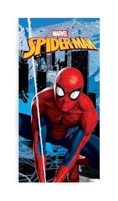 Spiderman badlaken - strandlaken 100% katoen