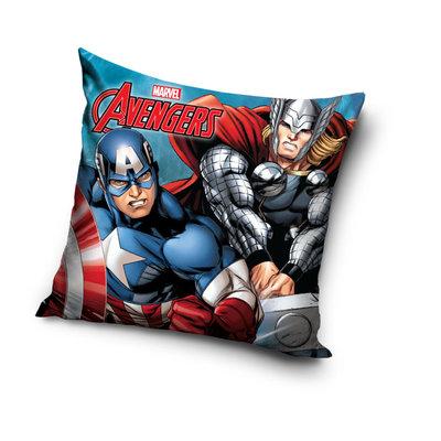 The Avengers sierkussen met Captain America en Thor