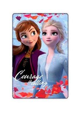 Disney Frozen 2 fleece deken