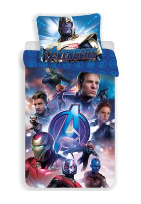 The Avengers dekbedovertrek Endgame 140x200cm katoen