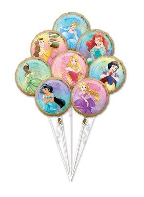 Disney Princessen folie ballonnen set