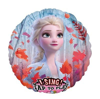 Disney Frozen 2 folie ballon met Muziek
