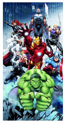 The Avengers badlaken - strandlaken Team