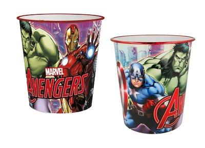 The Avengers kunststof prullenbak