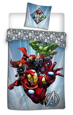 The Avengers dekbedovertrek Heroes