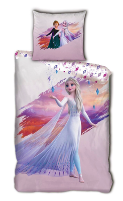 Disney Frozen 2 dekbedovertrek Magic 140x200cm