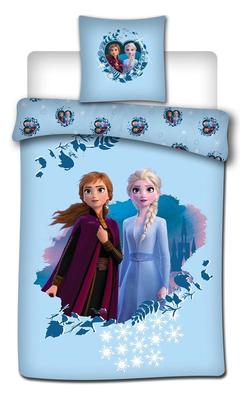 Disney Frozen dekbedovertrek 140x200cm flanel