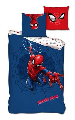 Spiderman dekbedovertrek Swing Shot