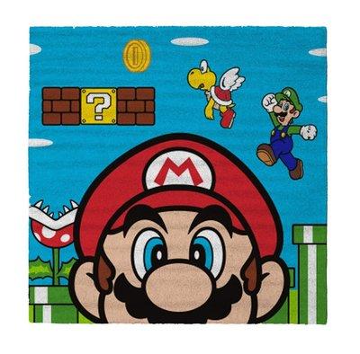 Super Mario vloerkleed