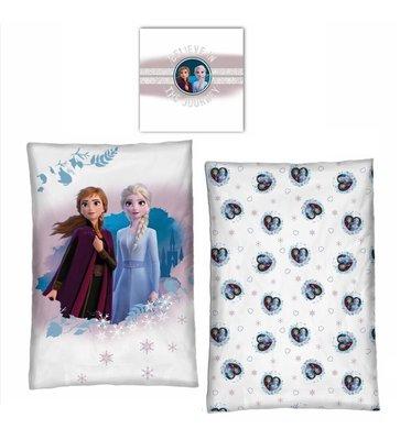 Disney Frozen 2 dekbedovertrek 140x200cm Winter