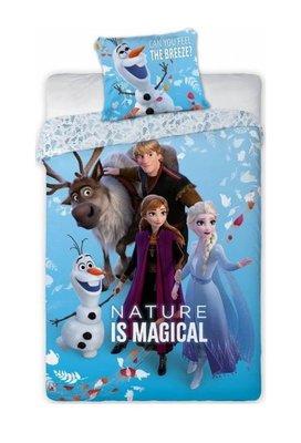 Disney Frozen 2 dekbedovertrek 140x200cm Magical