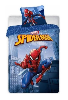 Spiderman dekbedovertrek ultimate 140x200cm