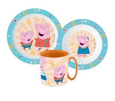 Peppa Pig kinderservies