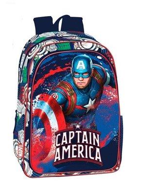 The Avengers Captain America rugzak Deluxe 37cm groot.