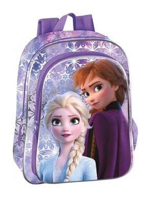 Disney Frozen rugzak XL Deluxe 43cm groot met 3D front