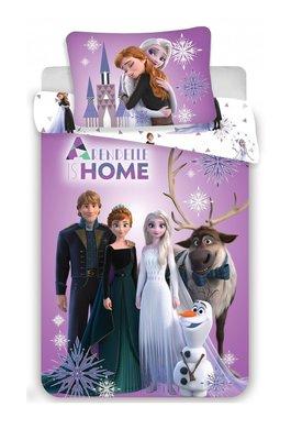 Disney Frozen peuter dekbedovertrek 100x135cm Home