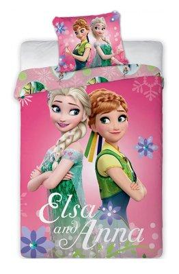 Disney Frozen eenpersoons dekbedovertrek 140x200cm
