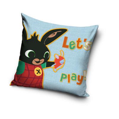 Bing het konijn sierkussen Lets Play!