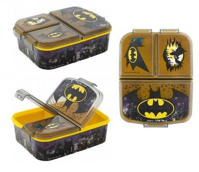 Batman broodtrommel - lunchbox 3 vaks