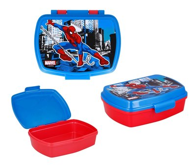 Spiderman broodtrommel - lunchbox