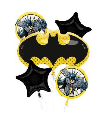 Batman folie ballonnen set
