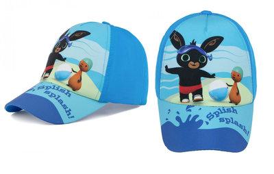 Bing het konijn baseball cap beach blauw