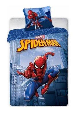 Spiderman dekbedovertrek ultimate 140x200cm katoen