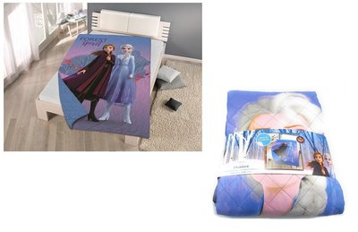 Disney Frozen 2 bedsprei 170x250cm