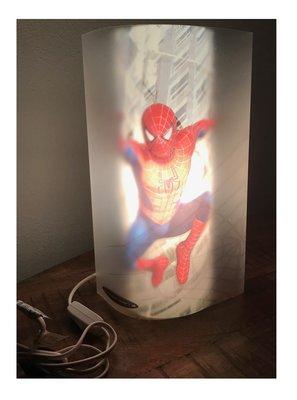 Spiderman tube nachtlamp