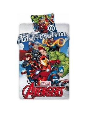 The Avengers dekbedovertrek Hero