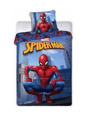 Spiderman dekbedovertrek sitter 140x200cm