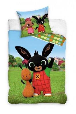 Bing het konijn peuter dekbedovertrek 100x135cm Hi