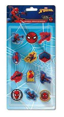 Spiderman uitdeelcadeautjes traktatie gummetjes