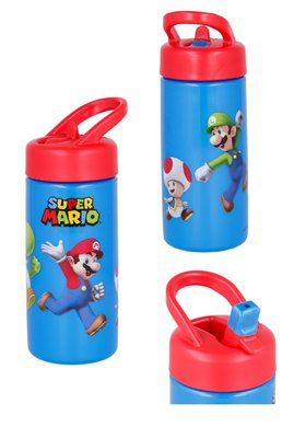 Super Mario kunststof bidon sportfles