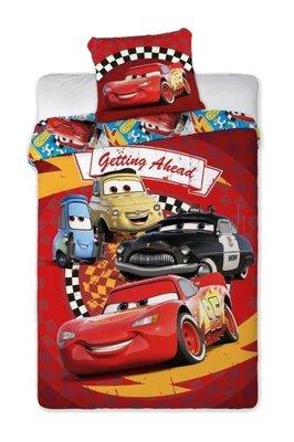 Disney Cars dekbedovertrek 140x200cm Team