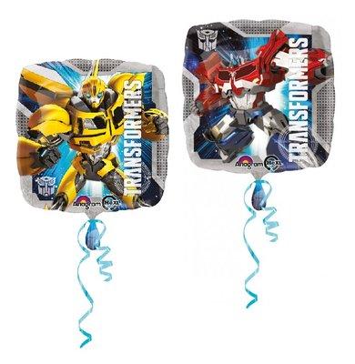 Transformers foilie ballon Bumblebee & Optimis Prime