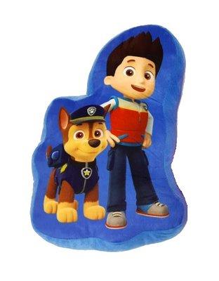 Paw Patrol sierkussen Ryder & Chase