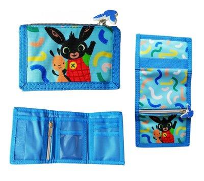 Bing het konijn portemonnee blauw