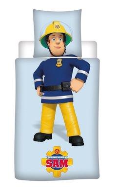 Brandweerman Sam dekbedovertrek RETOUR