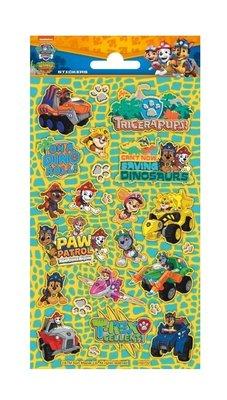Paw Patrol stickervel met 24 stickers